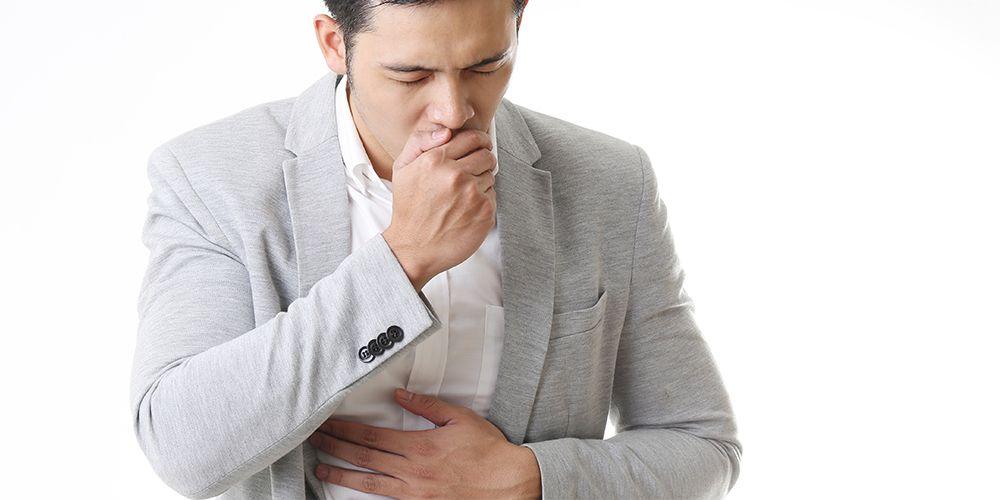 Batuk merupakan salah satu gejala infeksi virus corona