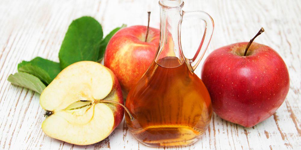 Cuka apel kandungan antiradang dan antivirus untuk mengobati herpes