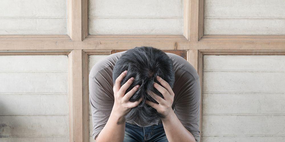 Stres dapat membuat seseorang kecanduan obat-obatan