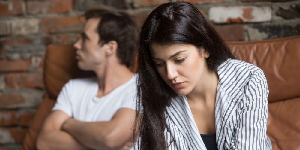 Berteman dengan mantan tidak perlu dilakukan apabila alasan putus cinta karena kekerasan fisik dan mental