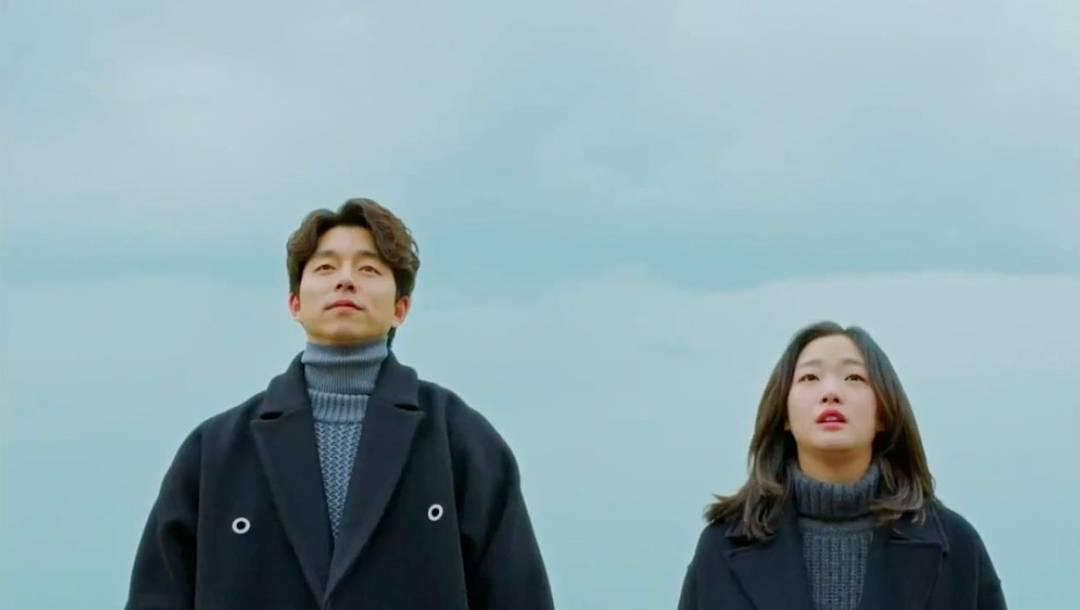 Gong Yoo dan Kim Go Eun adalah artis yang ikut menyumbang melawan virus corona dari Korea Selatan
