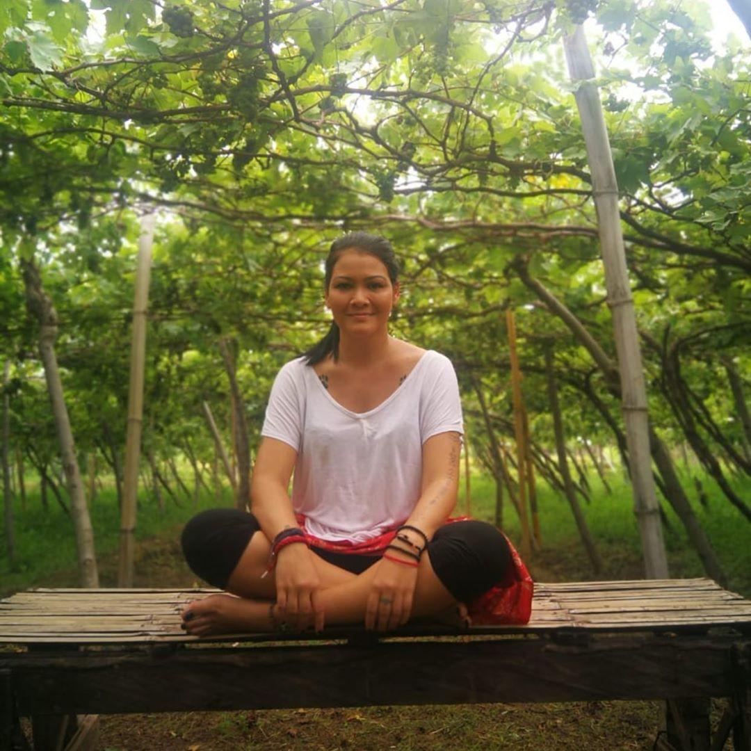 artis yang ikut menyumbang melawan virus corona dari Indonesia adalah Melanie Subono