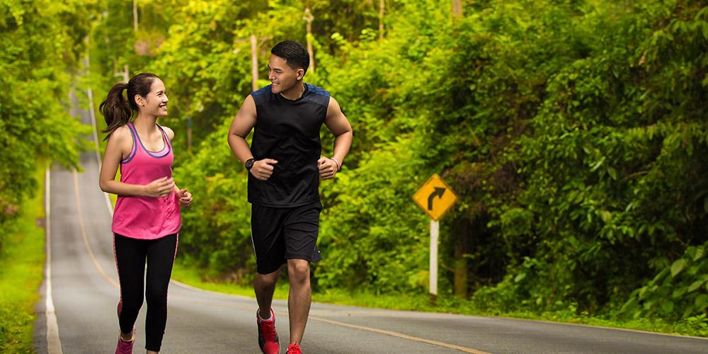 Berolahraga membantu menurunkan kadar gula darah