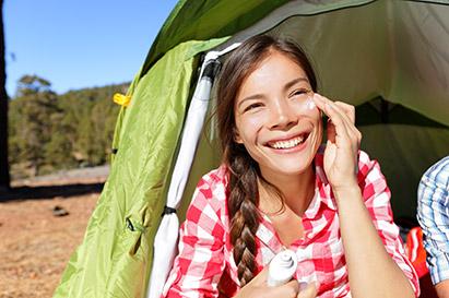 Sunscreen dapat membantu mencegah kulit menjadi cepat tua