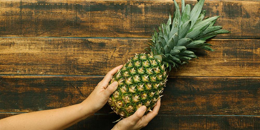 Nanas juga menjadi pilhan buah untuk diare