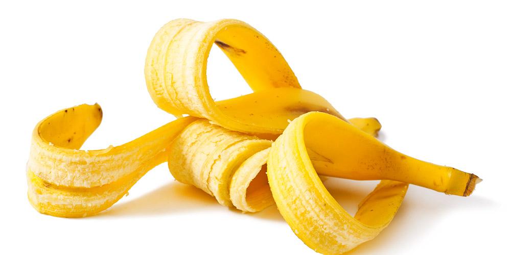 Enzim di kulit pisang dapat mematikan bakteri yang ada pada kutil