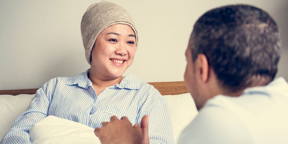 Berolahraga dapat meningkatkan kualitas hidup pasien kanker
