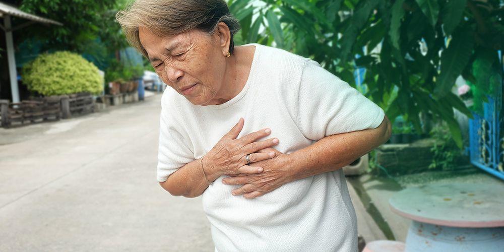 Gagal jantung dapat menyerang lansia