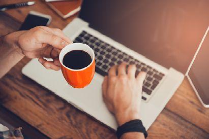 Kafein dalam kopi bisa menjadi cadangan energi untuk beraktivitas
