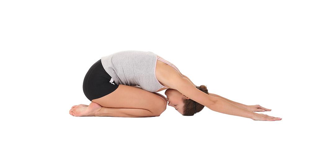 Cat pose dapat membantu meregangkan dan melenturkan otot penderita skoliosis