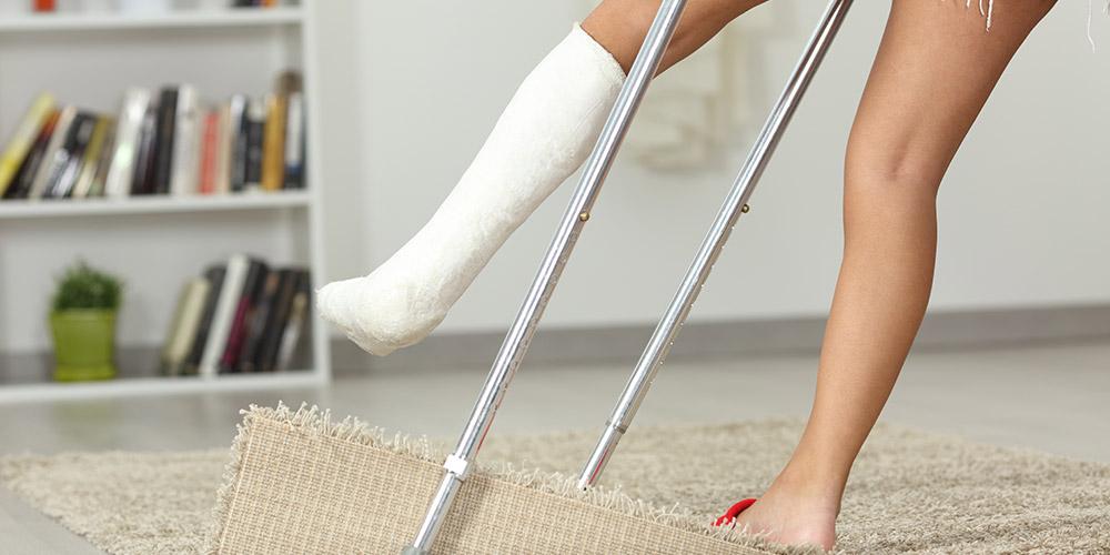 Keseleo yang tidak ditangani dapat menyebabkan komplikasi