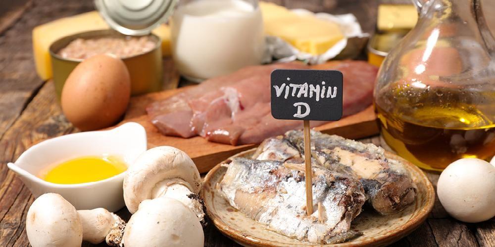 Makanan sumber vitamin D