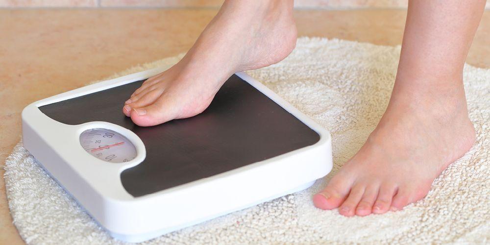 Berat badan merupakan faktor penentu obesitas