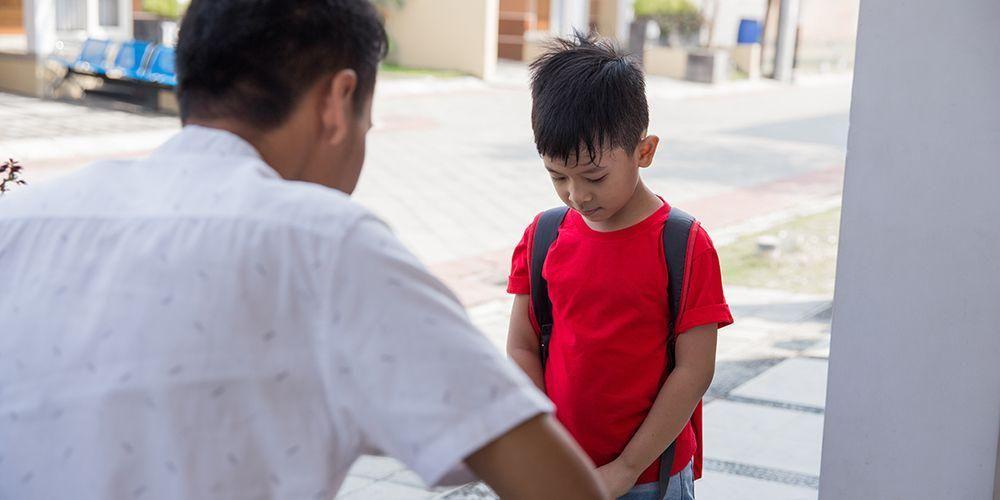 Mendidik anak ODD perlu bantuan dari orangtua