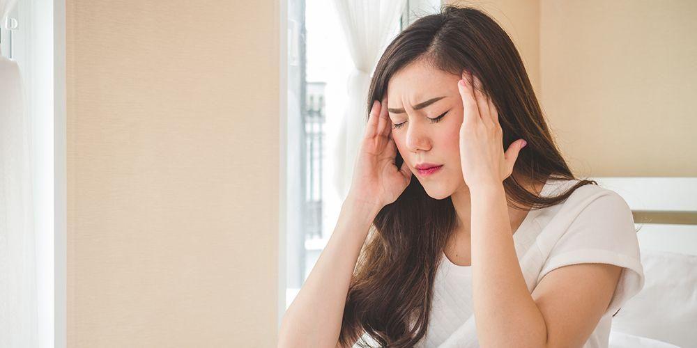 Penderita migrain memiliki hasrat seksual tinggi