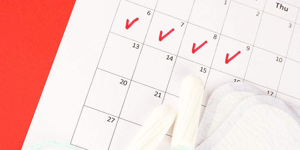 Durasi dan siklus haid yang memendek menandakan menopause