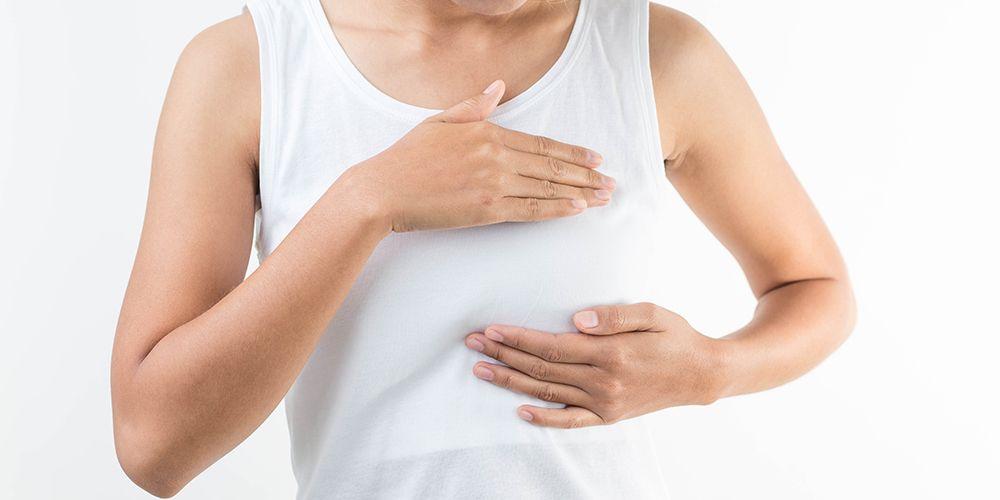 Benjolan di payudara bisa menandakan kanker