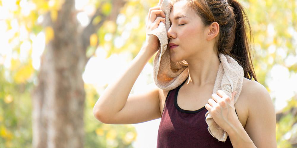 Berolahraga dapat mengurangi kemungkinan untuk sakit