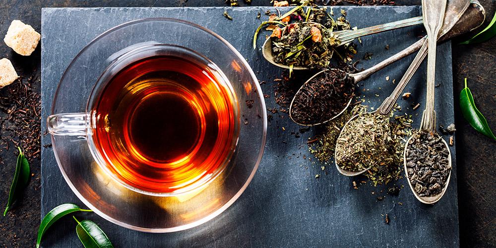 Teh herbal chamomile dapat meredakan demam pada anak
