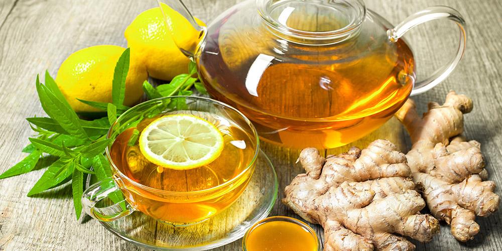 Teh herbal membantu menghancurkan lendir dan mengurangi peradangan akibat pneumonia