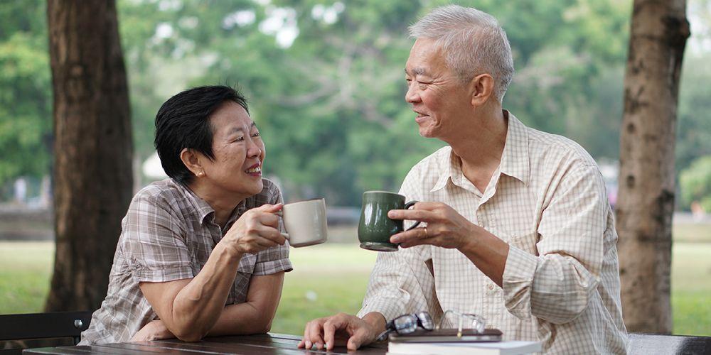 Banyak mengonsumsi makanan sehat dapat mencegah malnutrisi pada lansia