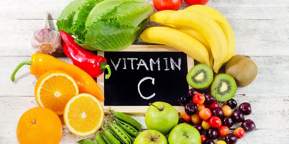 Molekul antioksidan seperti vitamin A C E dapat menangkal radikal bebas