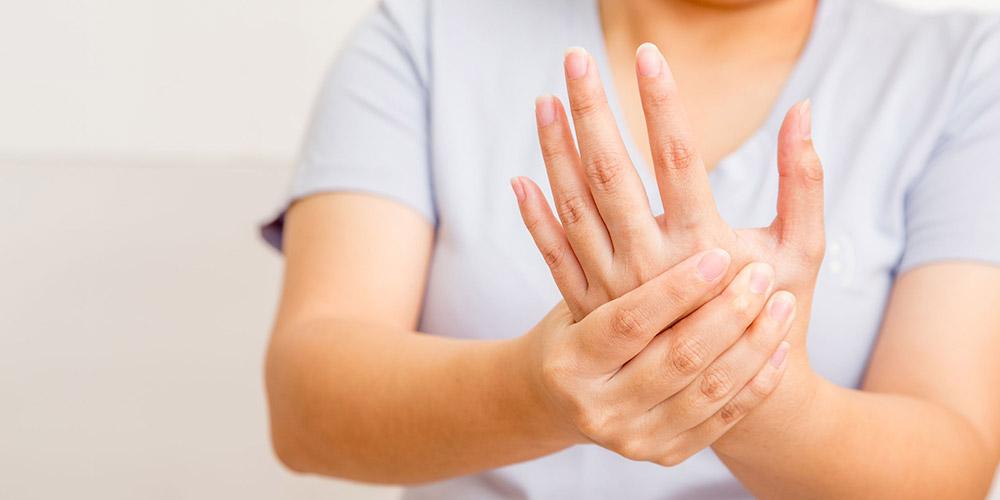 nyeri tangan penderita allodynia