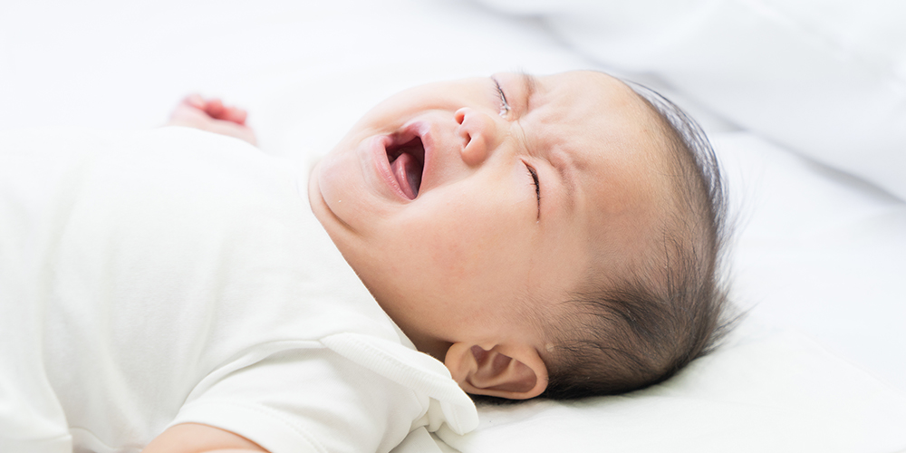 Bayi penderita meningitis sensitif terhadap cahaya