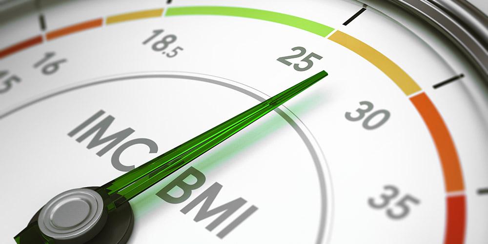 Timbangan dapat membantu menghitung berat badan ideal