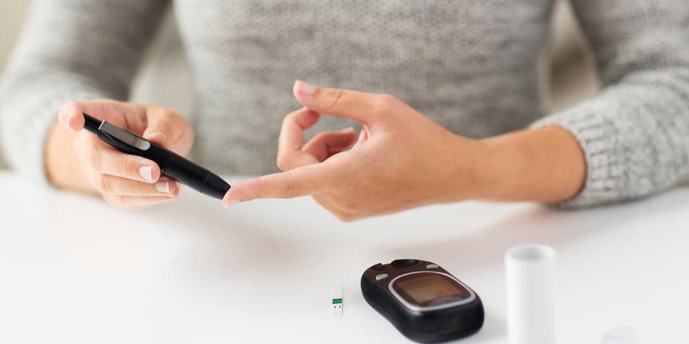 Diabetes juga dapat menyebabkan penurunan berat badan berlebih