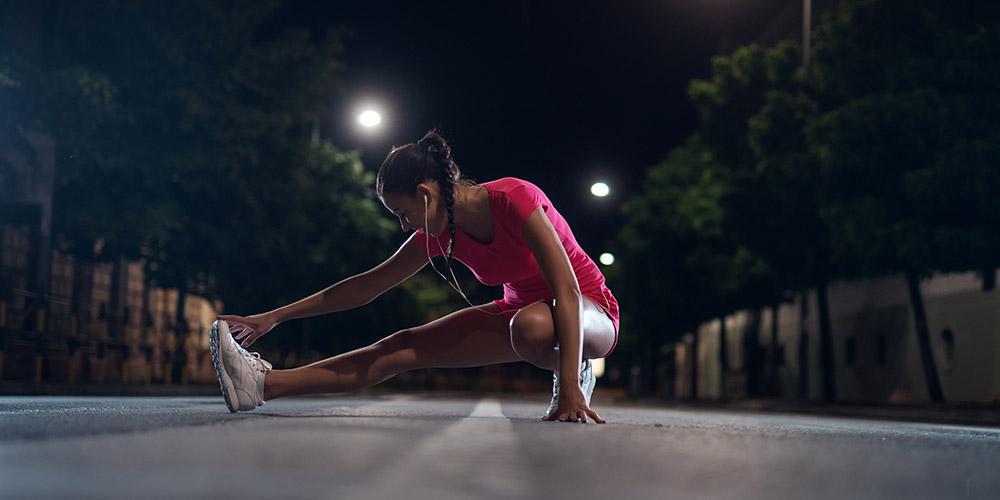 Olahraga malam sebelum tidur dapat membantu cepat tidur