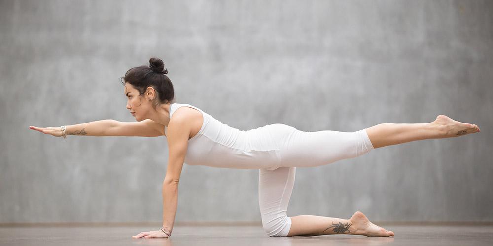 Yoga adalah olahraga yang cocok sebelum tidur