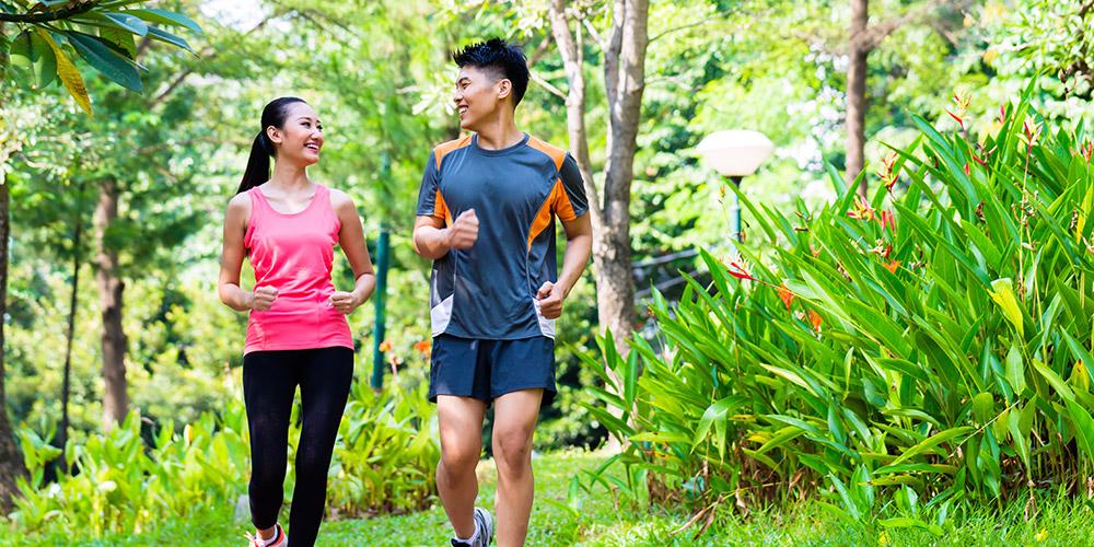 Berlahraga dengan konsisten meningkatkan kualitas tidur