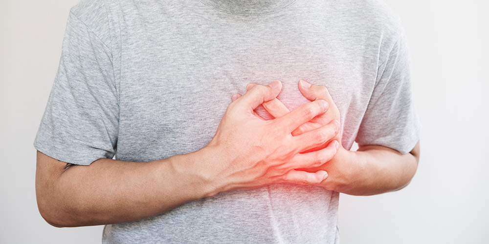Penderita ginjal polikistik merasakan jantung berdebar-debar