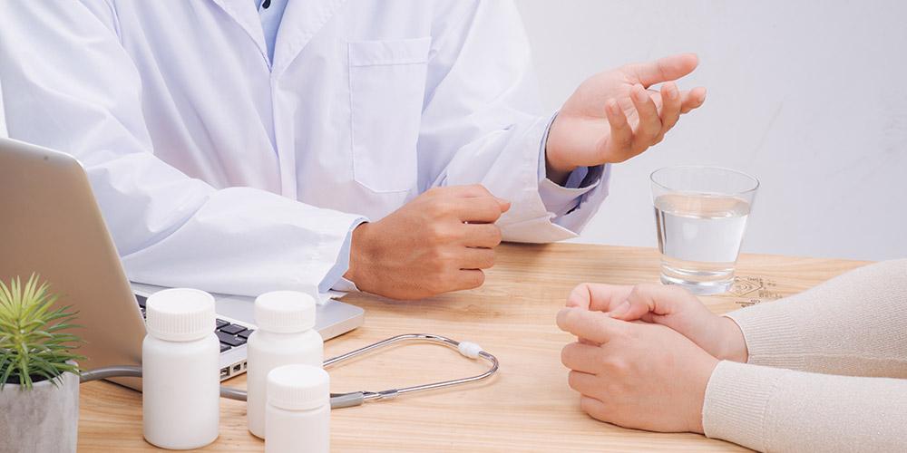 Pemeriksaan dokter dapat mendeteksi penyakit ginjal polikistik
