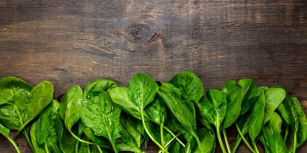 Sayur bayam kaya akan antioksidan