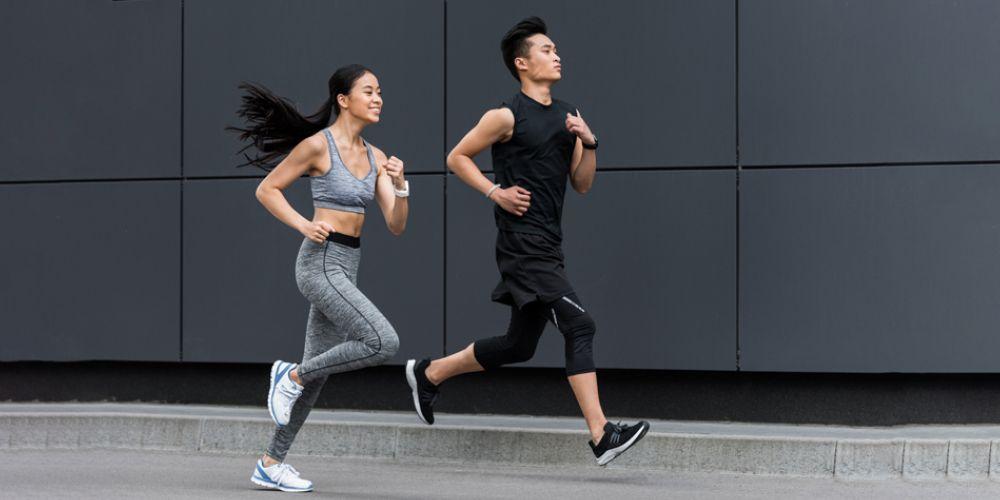 Olahraga teratur dapat mencegah lemah syahwat