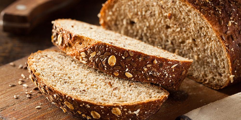 roti gandum mengandung karbohidrat kompleks baik untuk kesuburan