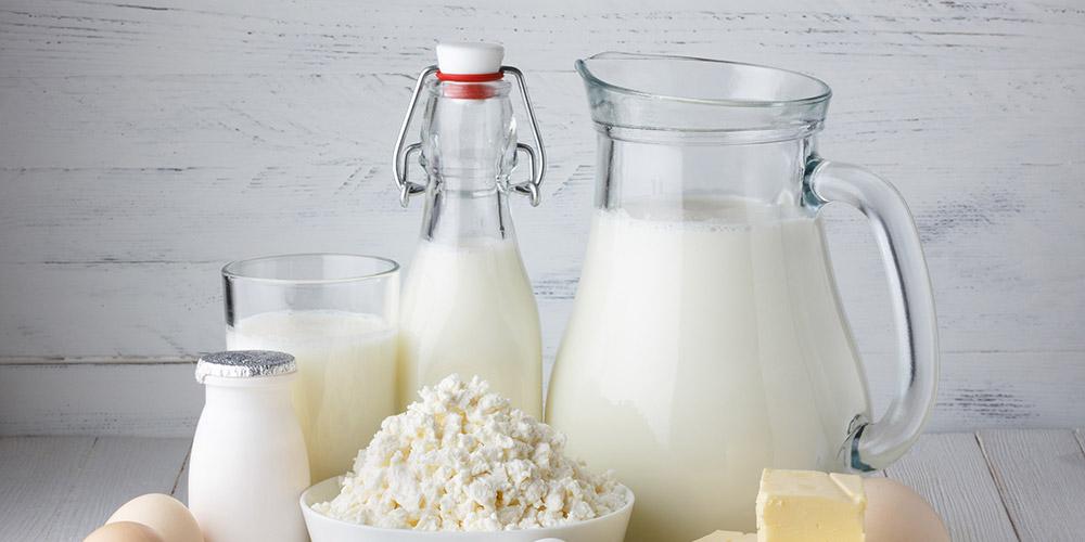 Susu mengandung banyak kalsium dan gizi untuk penyubur kandungan