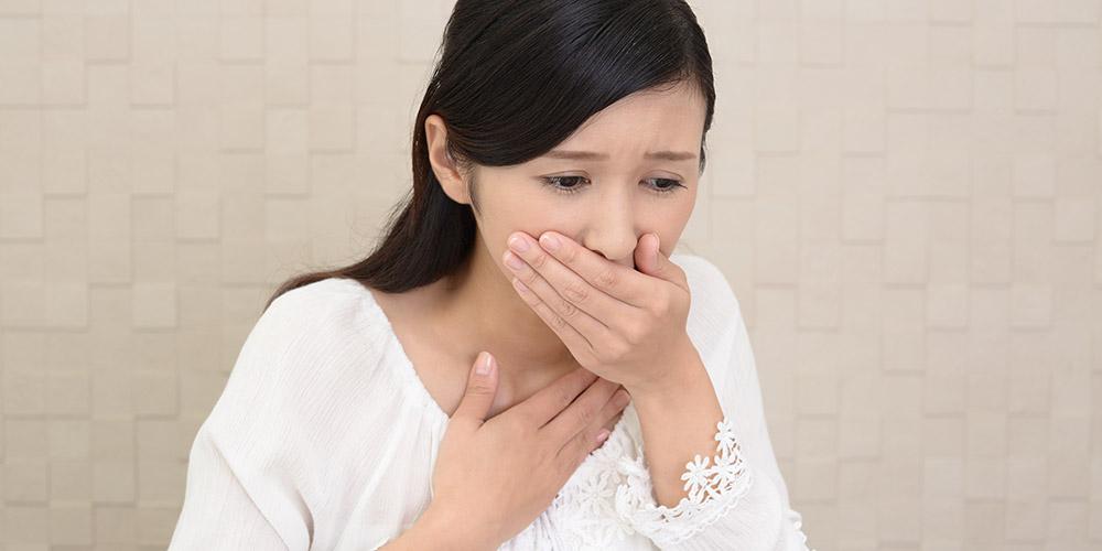 Mudah merasa kenyang adalah tanda dari gangguan sistem pencernaan