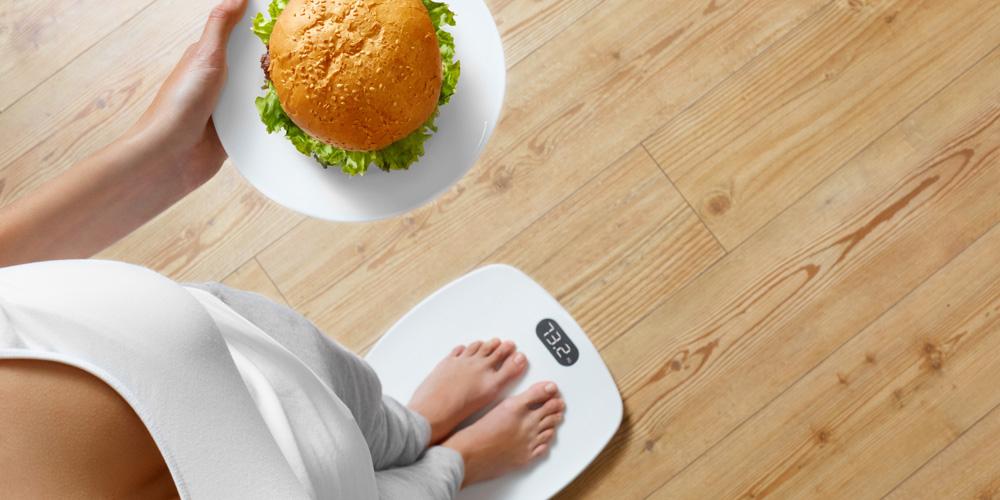 Penurunan berat badan adalah salah satu resolusi tahun baru yang diinginkan banyak orang