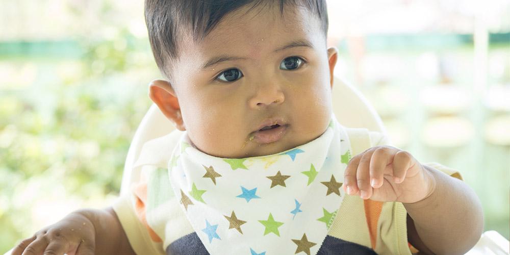 Berikan imunisasi pentavalen sebelum bayi berusia 6 bulan