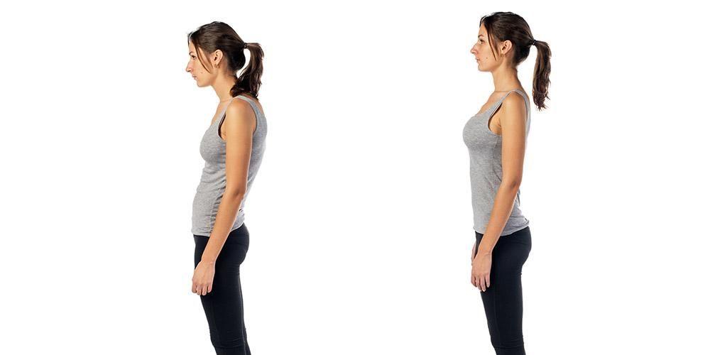Jaringan otot manusia berperan untuk membentuk postur tubuh