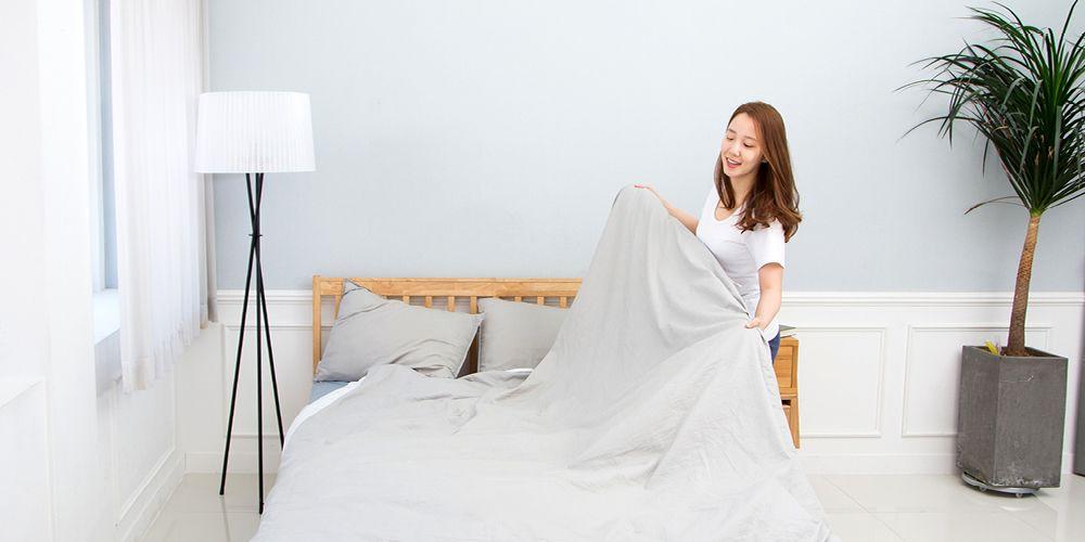 Suasana nyaman di kamar dapat menghindarkan Anda dari sleep paralysis