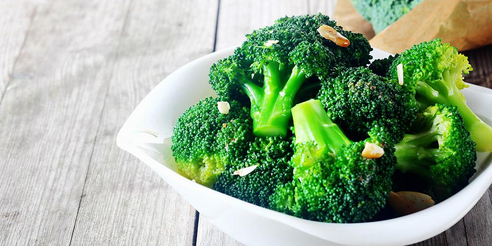 Brokoli merupakan salah satu sayuran yang mengandung protein