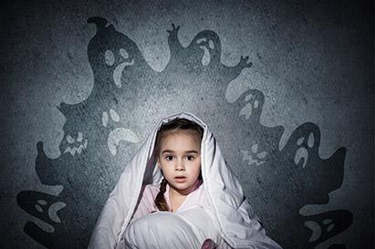 anak ketakutan