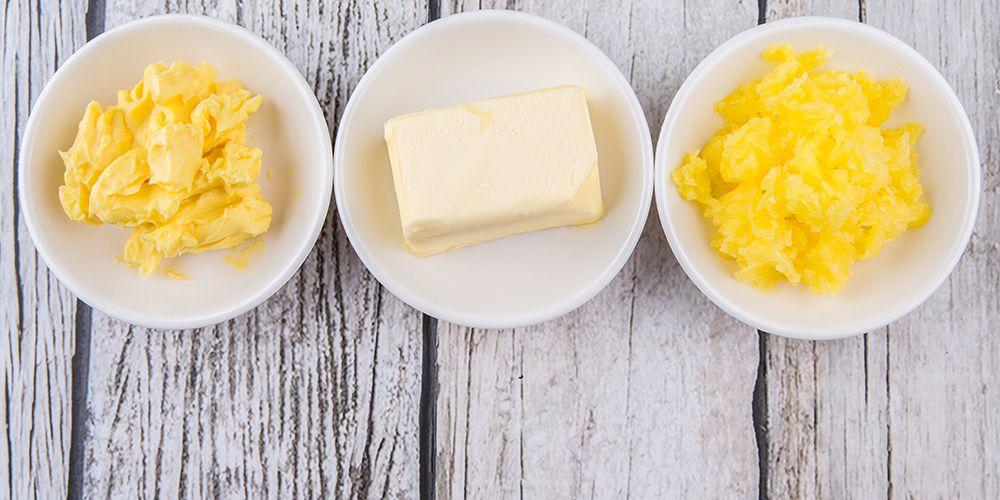 margarin bukanlah pengganti butter karena mengandung lemak trans yang tidak baik untuk tubuh