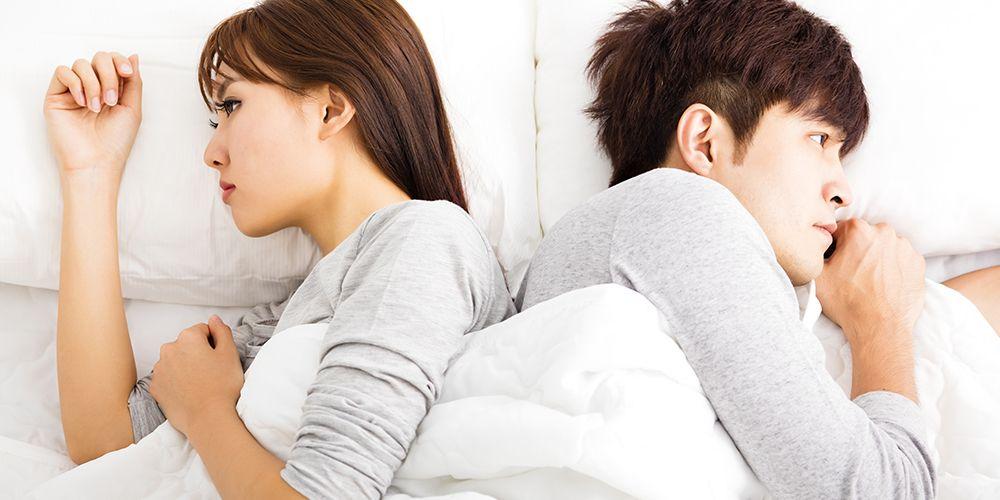 Perilaku yang termasuk ciri-ciri wanita hiperseks