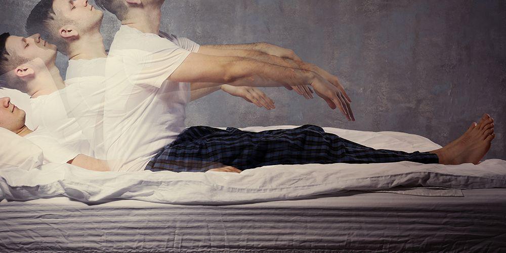 Sleep paralysis adalah suatu gangguan tidur yang tidak berkaitan dengan hal mistis