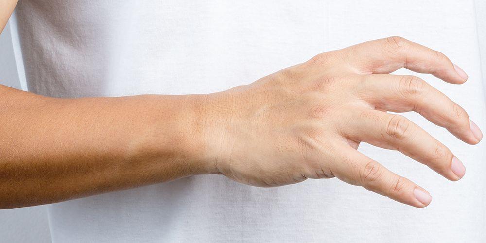 Kulit tangan mengelupas bisa karena faktor iklim
